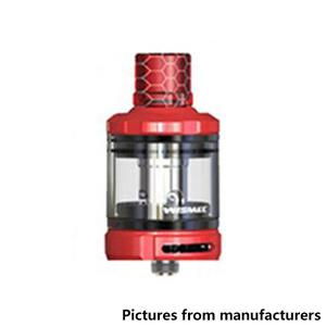 Amor NS Pro 22mm Sub Ohm Tank Clearomizer 2.0ML - Red