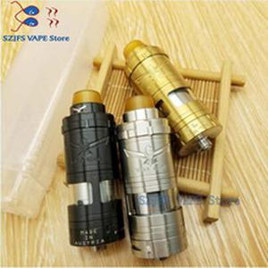 SUB TWO Vapor Giant V6S RTAGiant Extreme 23/25mm RTA  Adjustable Airflow Single/Dual Coil Big Vaporizer