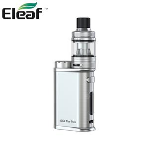 iStick Pico Plus Kit 75w Output Powered By Single 18650 Battery with 4ml Melo 4S Tank fit EC-A 0.3ohm & 0.5ohm Coil E -Cigarette Vape