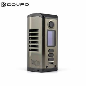 Odin 200 Mod Powered by Dual 21700 Batteries 200W  Vaporizer OLED Screen Ecigarette