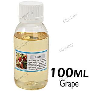 100ml Grape Flavor E-liquid 12mg Nic