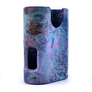 ARM Style Stable Wood Mod for ArM Squonk 18650 Mechanical Mod by Shenray(Flaw Edition) - STYLE 5