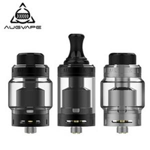 Merlin MTL RTA Atomizer 5ML 22MM Top Filling Purest Flavor 3ml Spare Glass Tube MTL Drip Tip Vape Tank RTA
