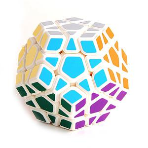 YongJun YuHu R Dodecahedron shaped cube - White