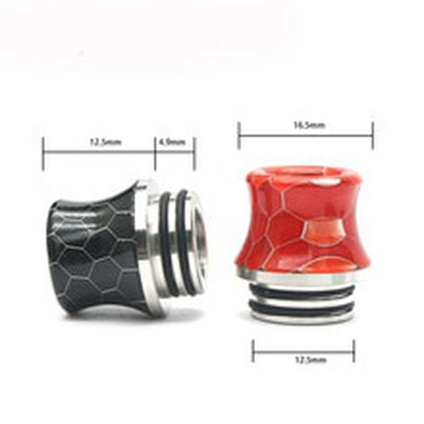 810 Drip Tip Resin Drip Tip Suit For  LUXE S with SKRR-S Tank ETC  Accessories