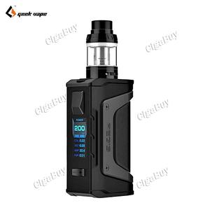 GeekVape Aegis Legend 200W TC Kit - Stealth Black