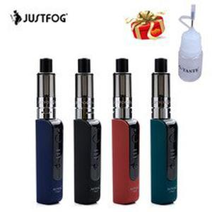 Hot Original Justfog P16A Kit Built-in 900mAh Battery Anti-spit protection Electronic cigarette Vape kit vs justfog Q16 kit