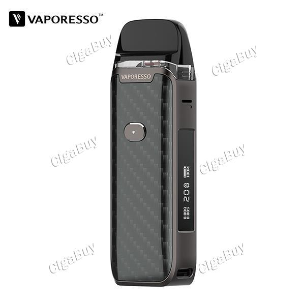 Luxe PM40 Pod Kit 1800mAh - Carbon Fiber
