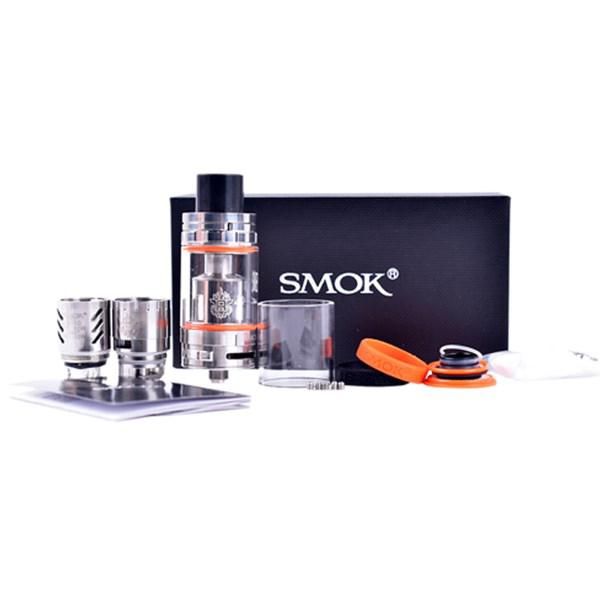 TFV8 0.15/0.28ohm 5.5/6.0ml Cloud Beast Tank  5.5/6.0ml 0.15/0.15/0.28ohm Atomizer  - Silver