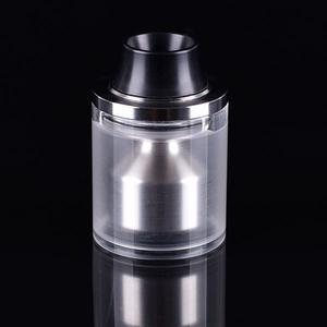 Steam T Style Nano Kit for TF GT4 Atomizer by  (With Logo) - Silver