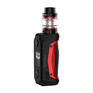 GeekVape Aegis Solo 100W 5.5ml TC VW + Cerberus Tank Kit - Red