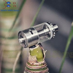 Original THC Proto RTA Tank with Vape Top Filling 5ml Capacity 304ss Rebuildable Suitable for E Cigarette  vs Zeus X RTA