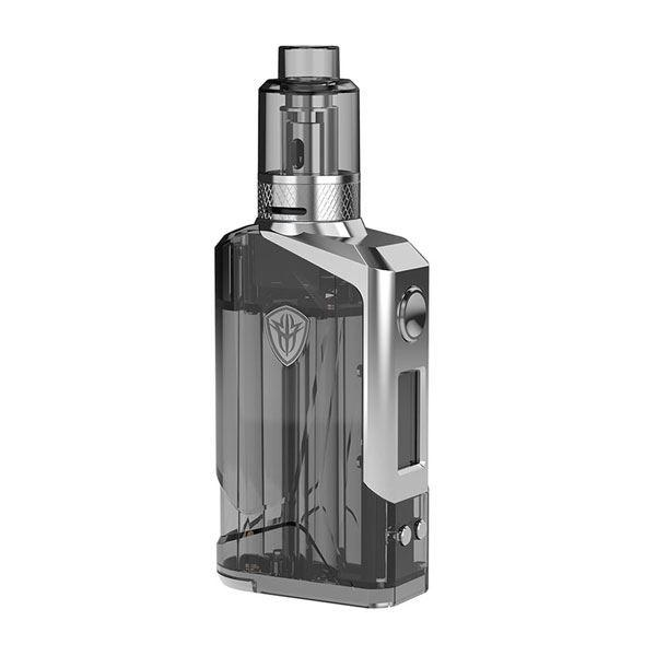 (Presale)  Rincoe  Jellybox  228W  with Jellytank Kit - 1~228W, 2 x 18650, 4.8ml, 0.3 / 0.15ohm - Black Clear