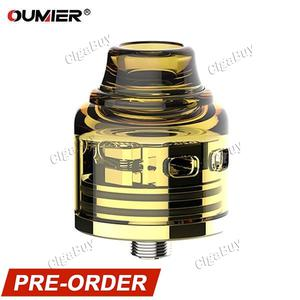 Oumier Wasp Nano S Dual-Coil BF RDA 25mm - Gold
