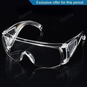 Protective Goggles Fit Over Glasse Prevention of Coronavirus Anti-Dust