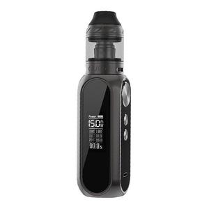 Cube  80W  3000mAh VW  w/  Cube 4.0ml Kit - Gun Metal