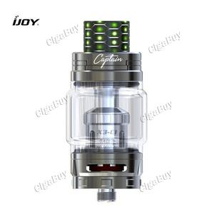 IJOY Captain X3 6ML/8ML Sub-Ohm Tank Atomizer - Black
