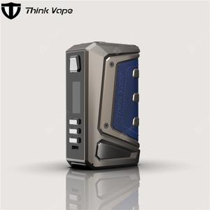 Think Vape Auxo DNA 250C 200W  Powered By dual 18650 battery TFT Color Screen VS Centaurus DNA250C 100% Original