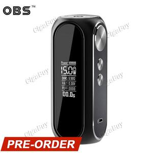 CUBE 80W 3000mAh TC  - Black